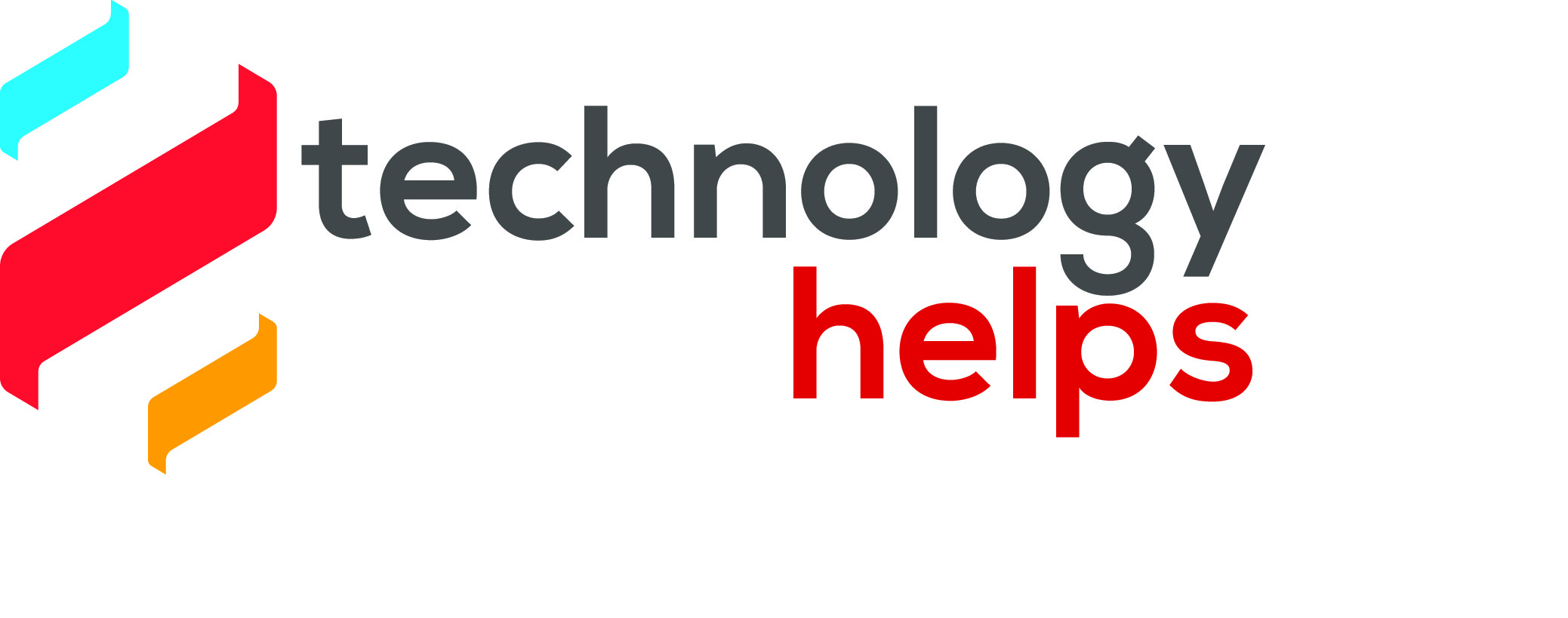 Technology helps logo